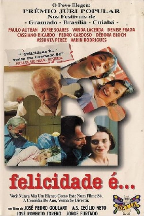 Felicidade É... (1995)