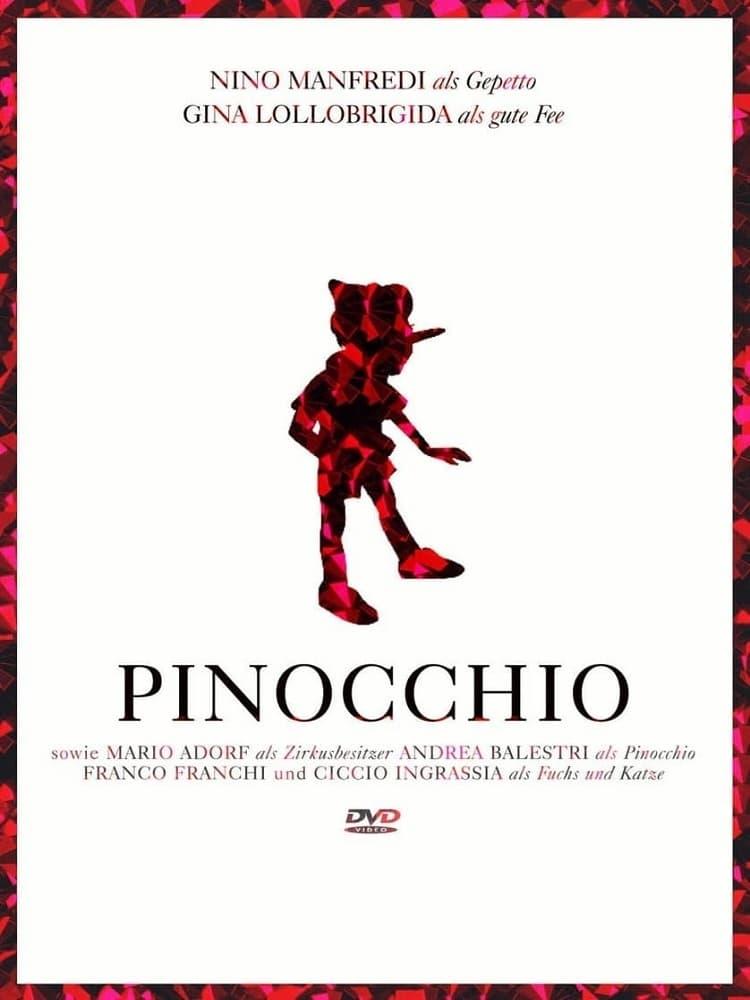 Le avventure di Pinocchio (1972)