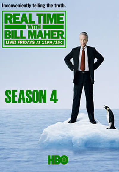 Real Time with Bill Maher Season 4