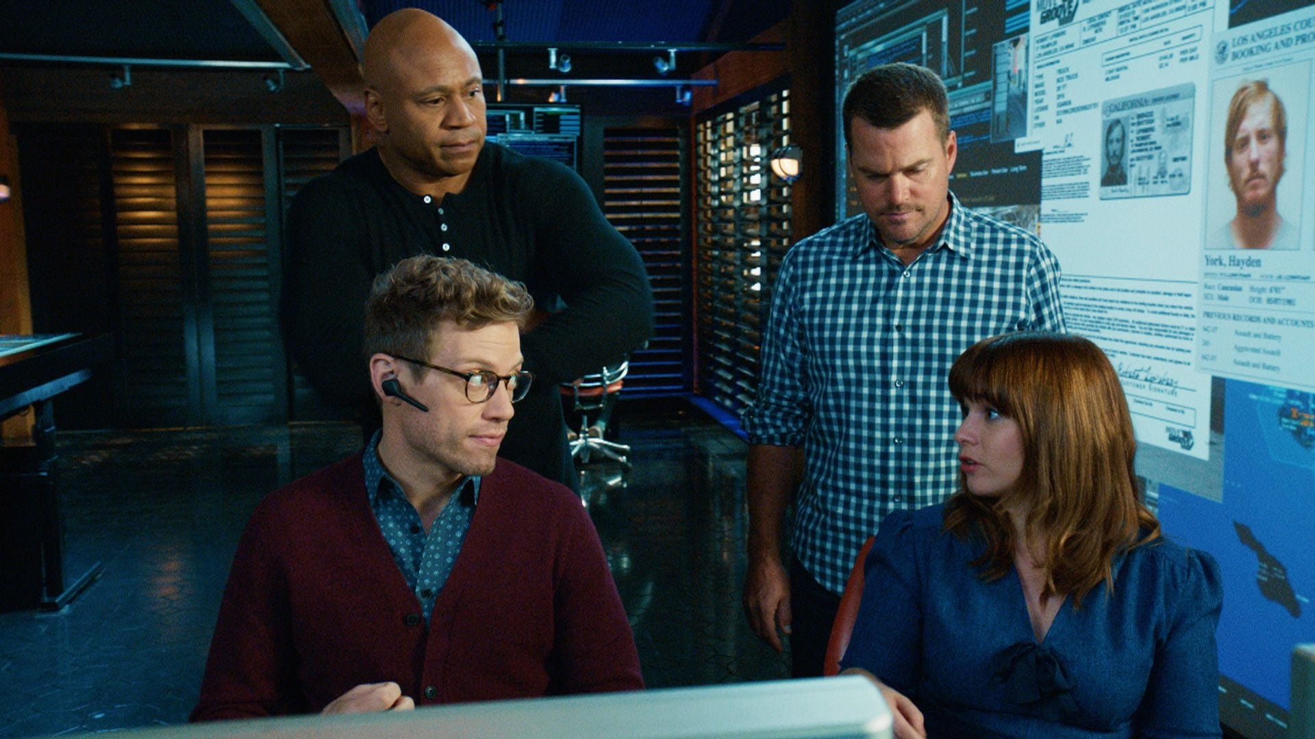 NCIS: Los Angeles Season 10 :Episode 12  The Sound of Silence