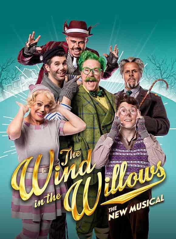Ver The Wind in the Willows: The Musical Online HD Español (2018)