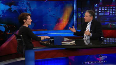 The Daily Show with Trevor Noah Season 15 :Episode 153 Stacey Schiff