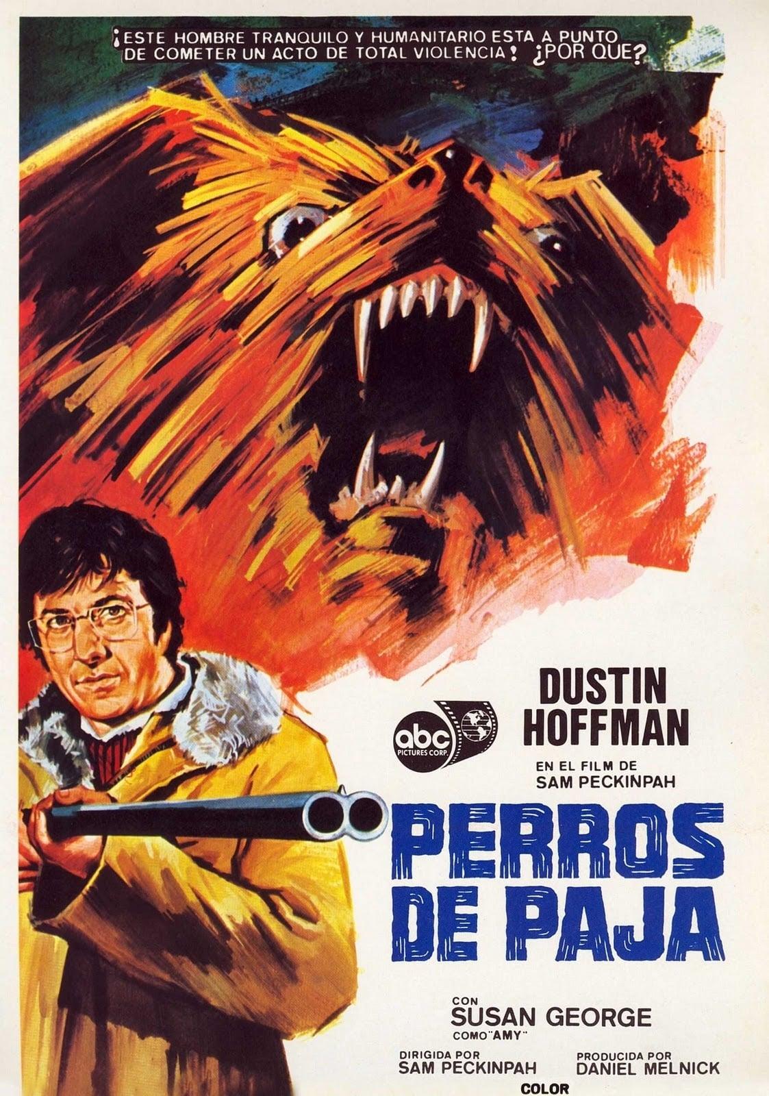 Ver Perros de paja Online HD Español (1971)