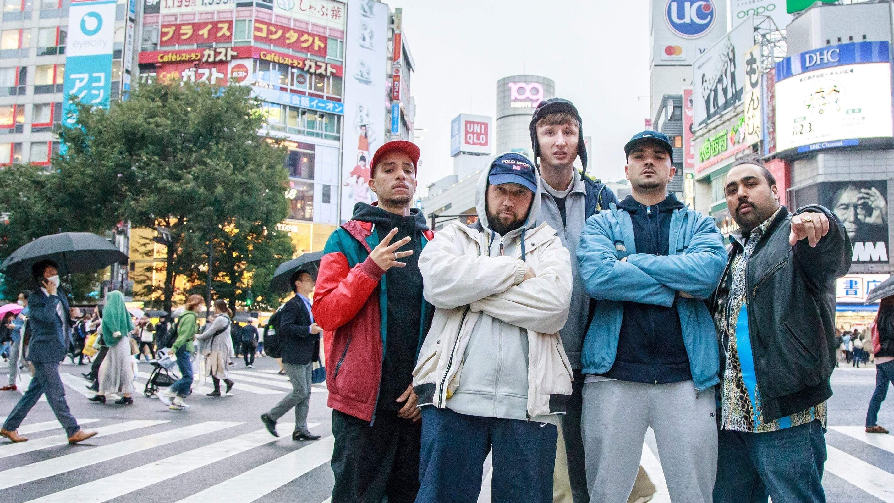 People Just Do Nothing: Big in Japan (2021) movie download