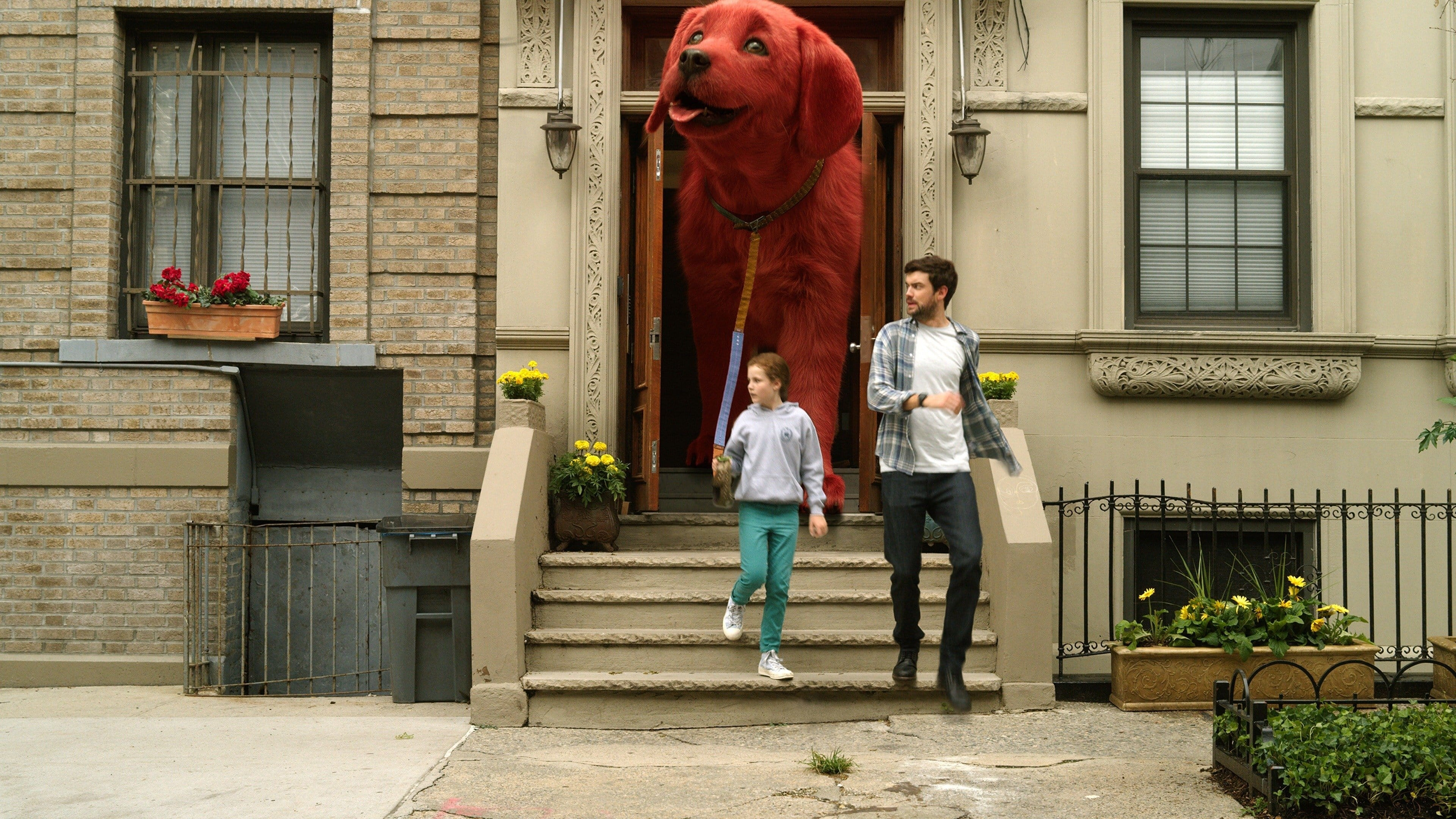 Clifford the Big Red Dog (2021) Movie English Full Movie Watch Online Free