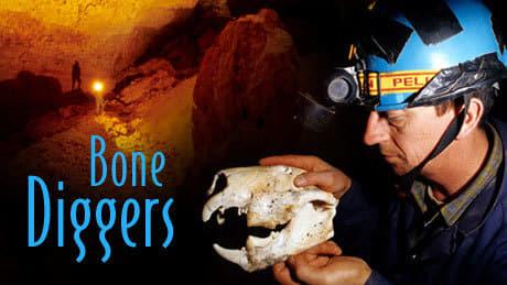 NOVA Season 34 :Episode 14  Bone Diggers