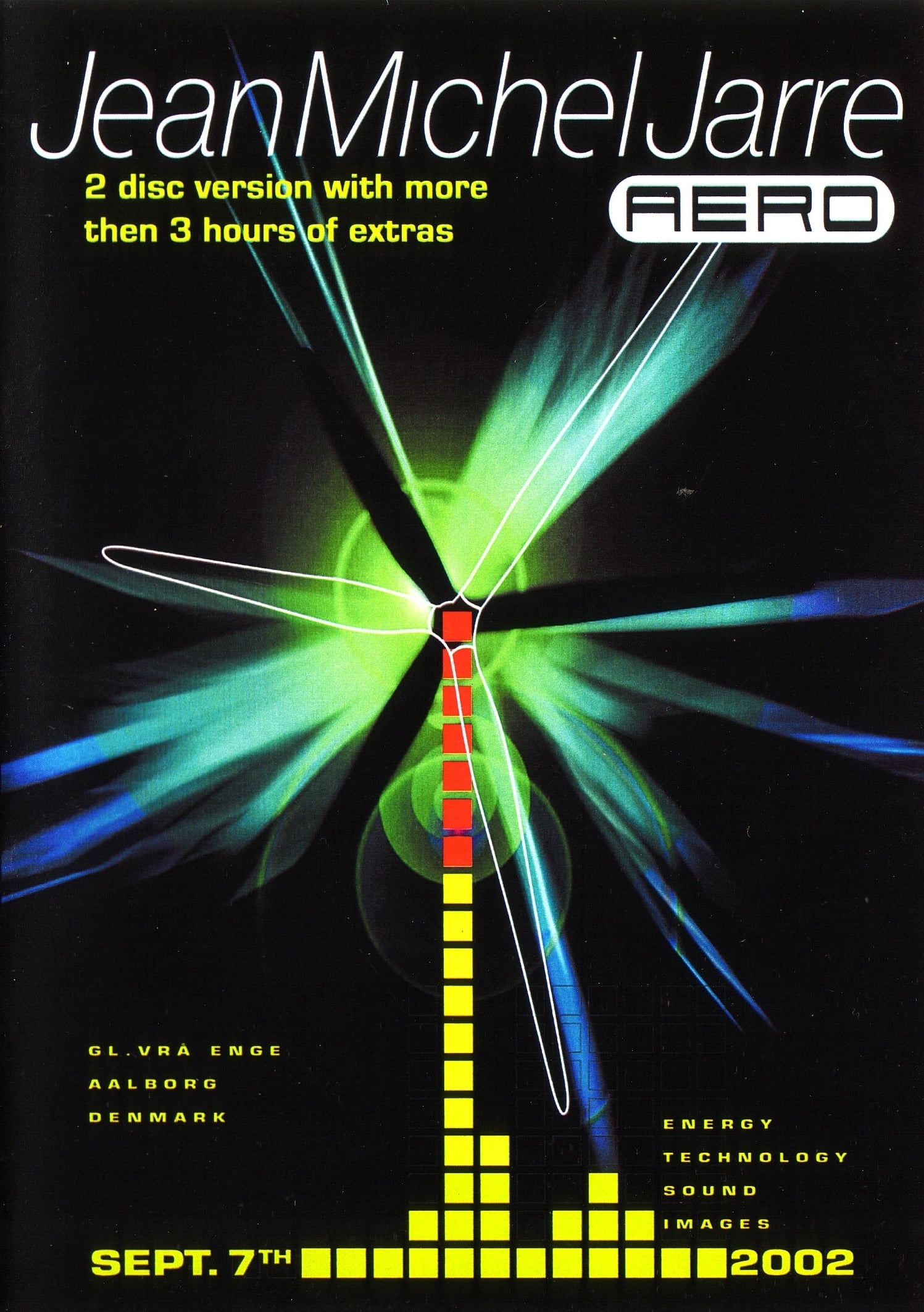 Jean Michel Jarre: AERO - Tribute to the Wind (2002)
