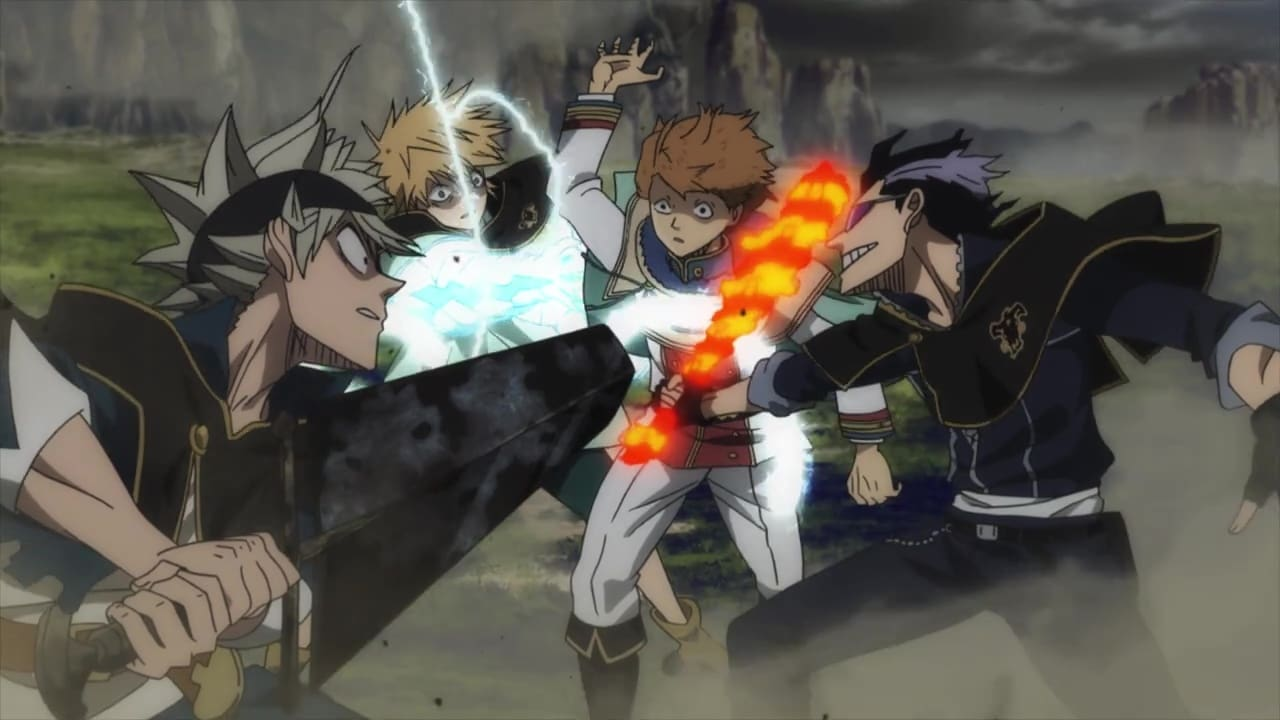 Black Clover - Season 1 Episode 80 : Special Little Brother vs. Failed Big Brother