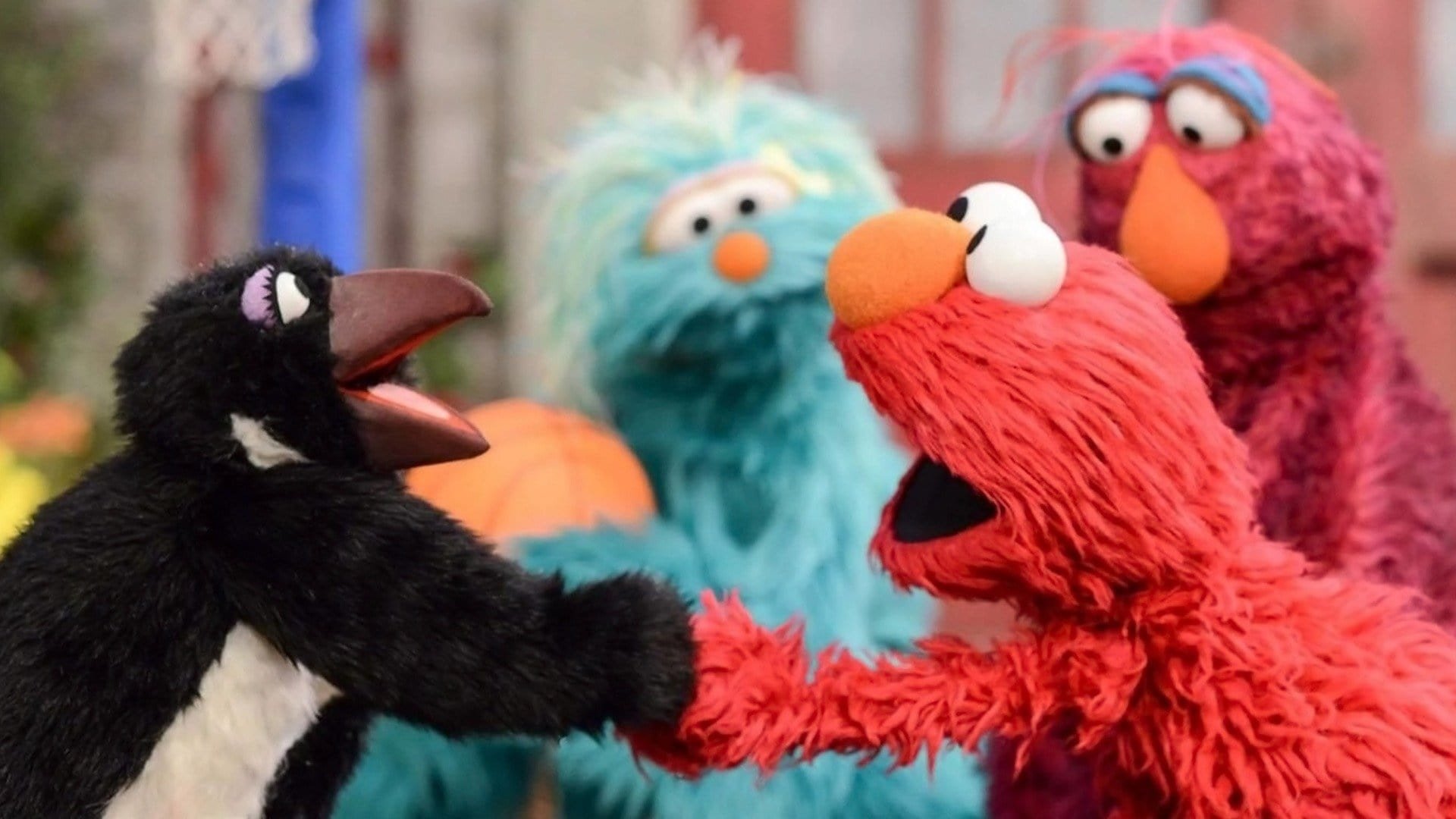 Sesame Street Season 45 :Episode 5  Enthusiastic Penelope