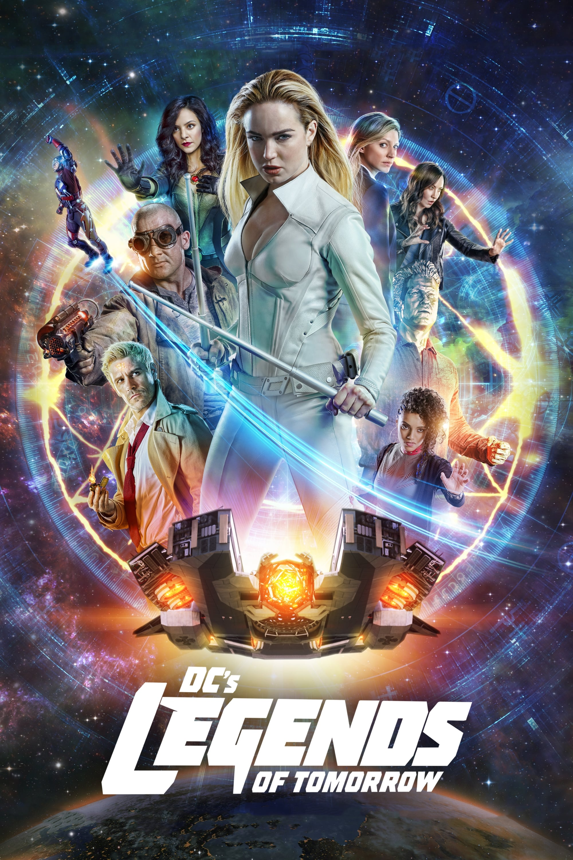 DC's Legends of Tomorrow Season 4 Complete