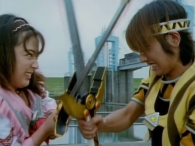 Super Sentai Season 22 :Episode 22  The Light Appears