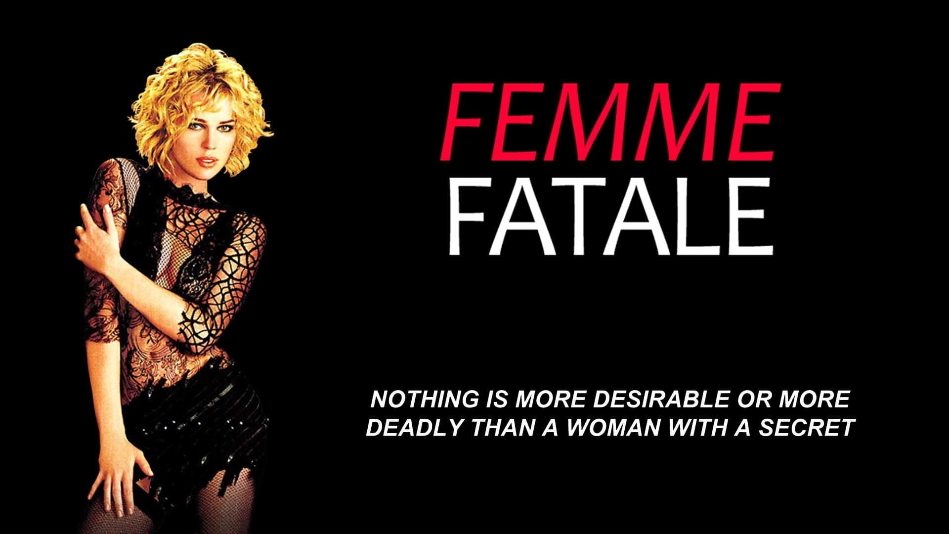 Femme Fatale Movie
