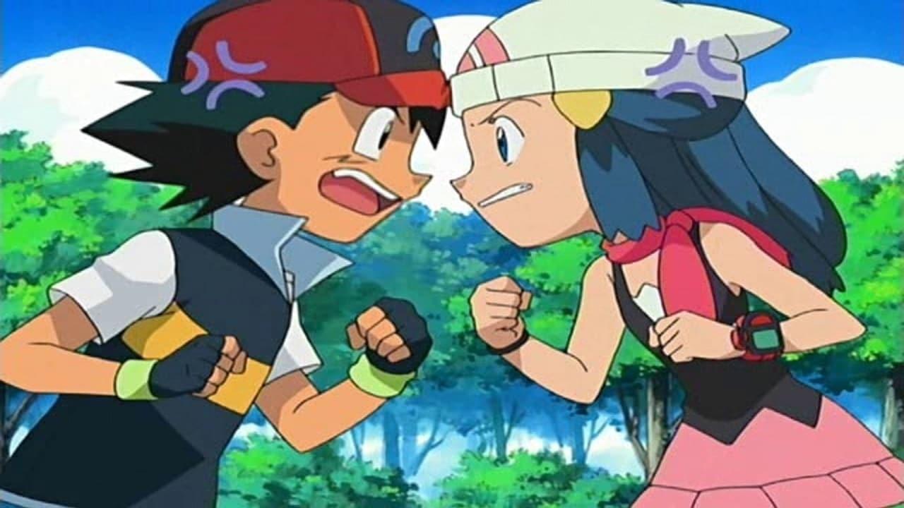 Pokémon Season 10 :Episode 29  The Champ Twins!