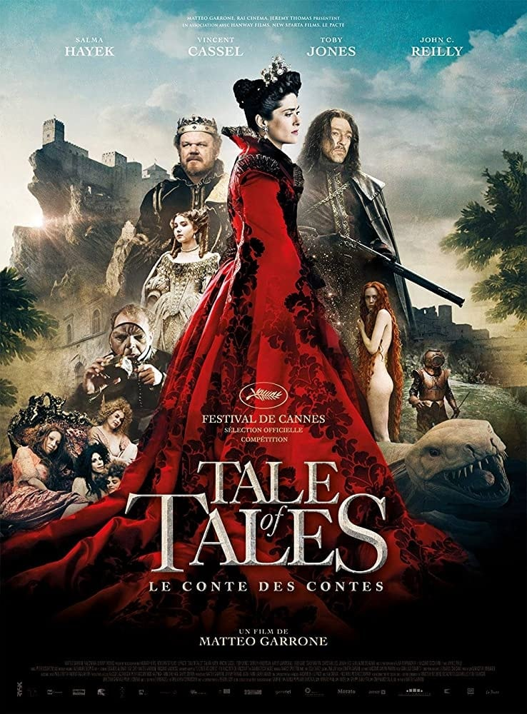 film tale of tales - 2015