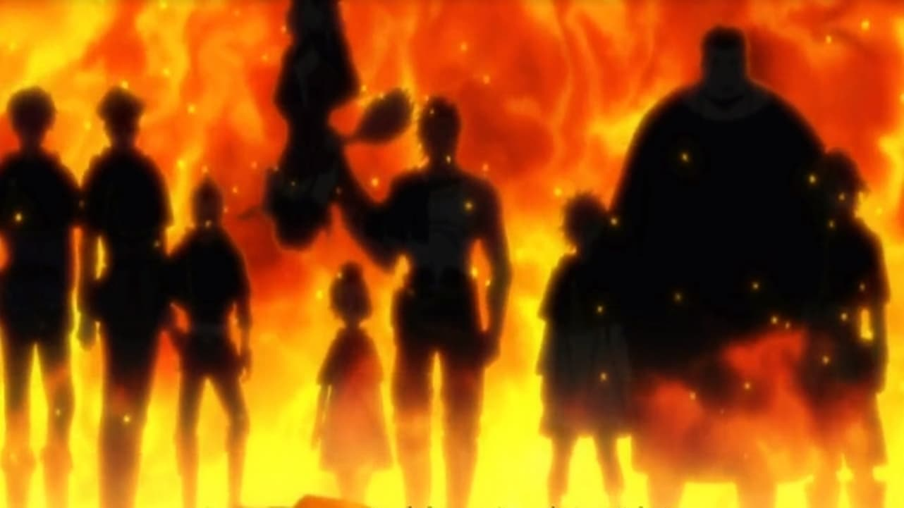 Black Clover Season 1 :Episode 4  The Magic Knights Entrance Exam