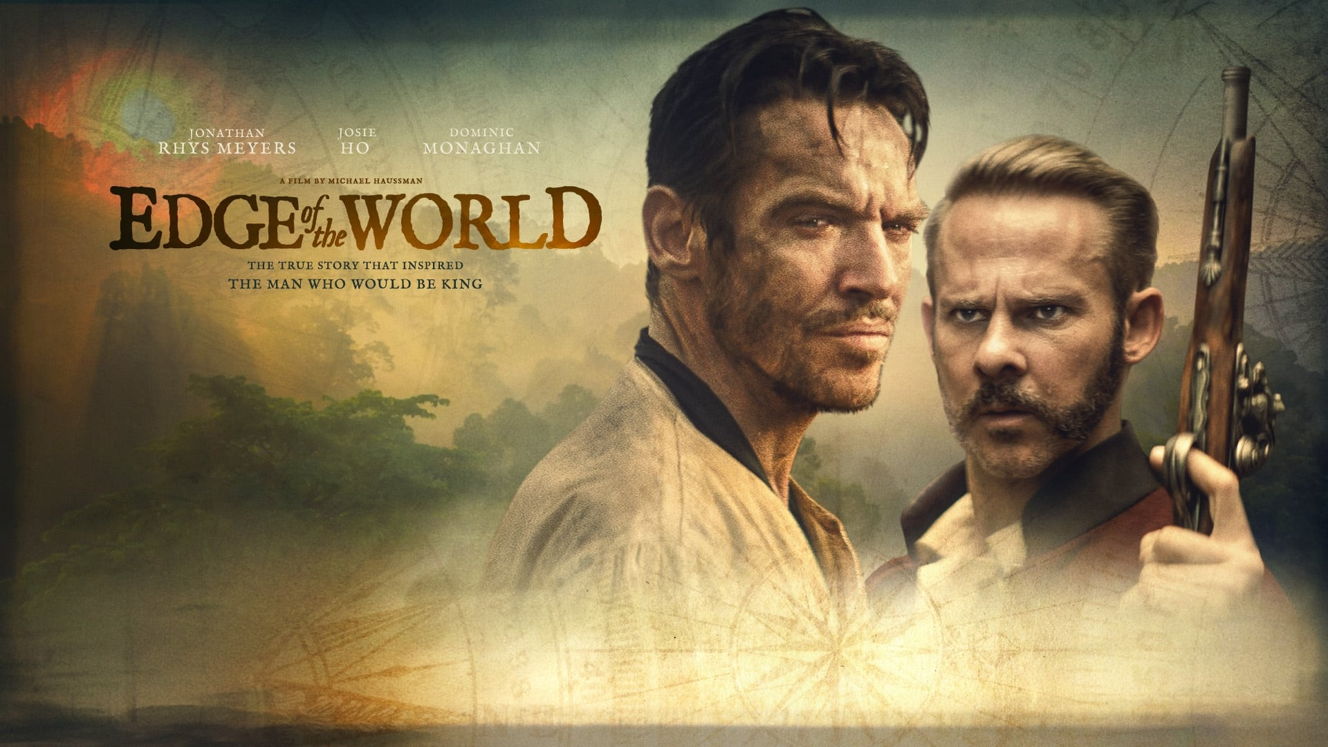 Ai confini del mondo - La vera storia di James Brook (2021)