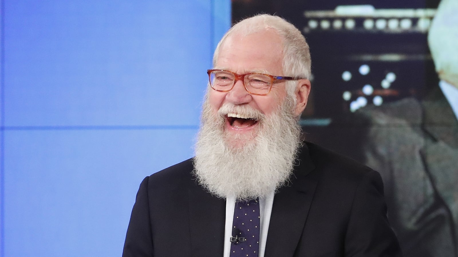 The View Season 22 :Episode 169  David Letterman