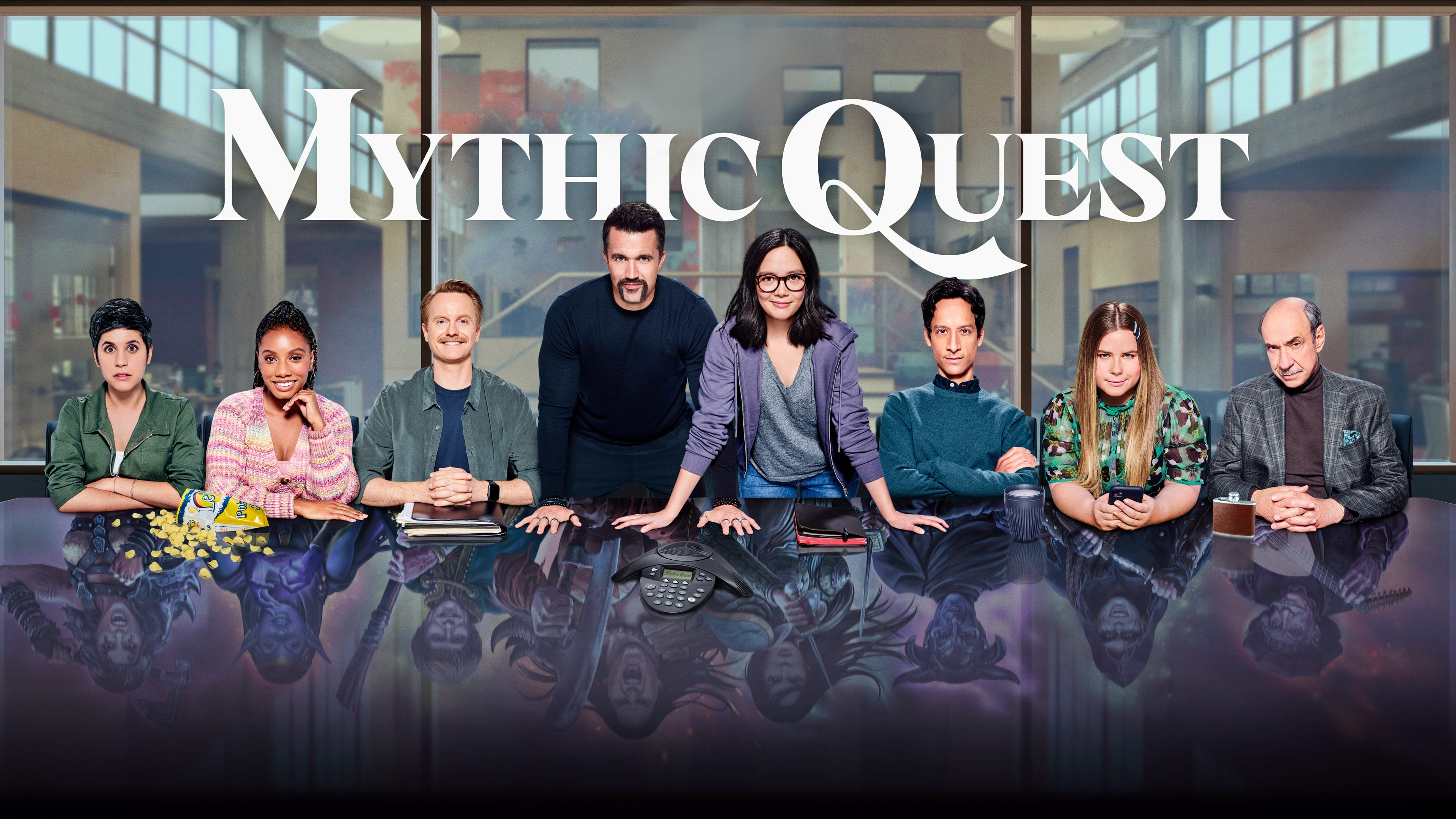 Mythic Quest: Banquete de cuervos