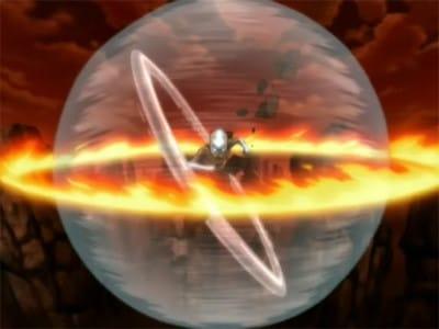 Avatar - Der Herr der Elemente Season 3 :Episode 21  Zosins Komet (4) - Avatar Aang