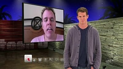 Tosh.0 Season 1 :Episode 4  Scarlet Takes a Tumble
