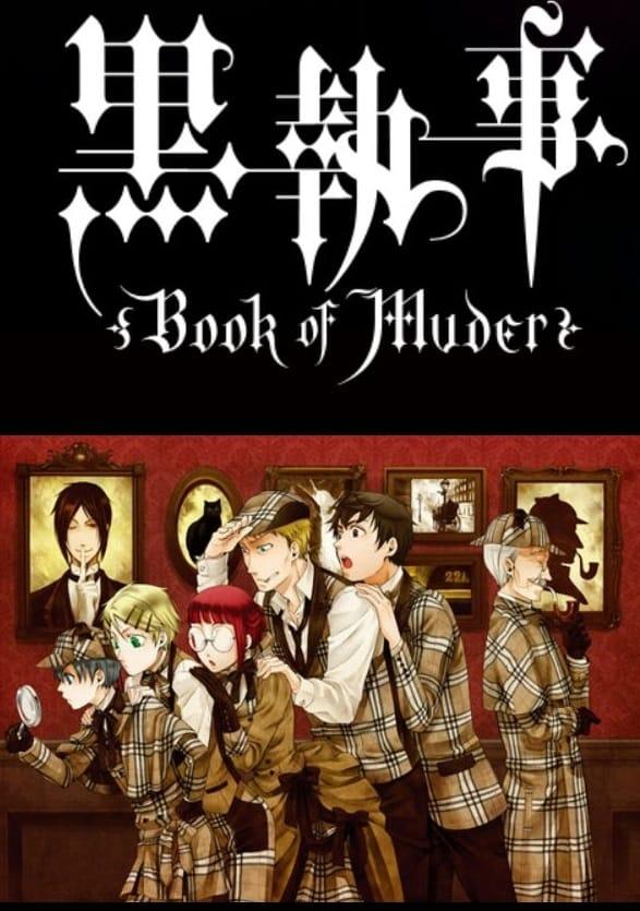 Ver Kuroshitsuji: Book of Murder Online HD Español (2014)