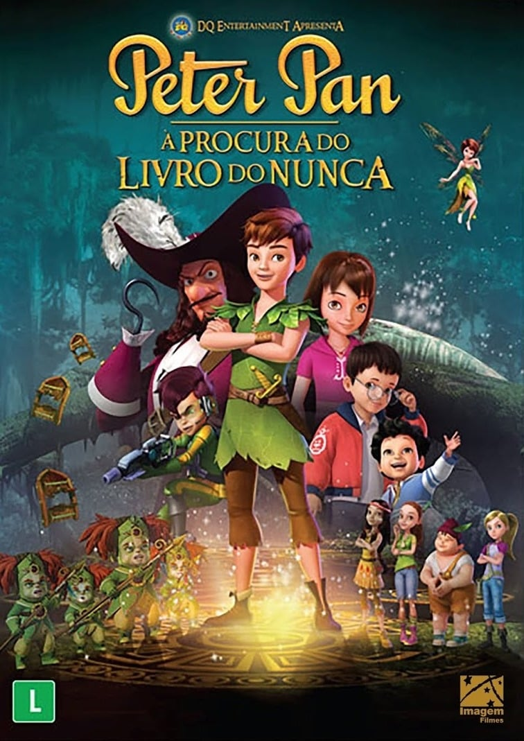 Peter Pan – À Procura do Livro do Nunca Dublado