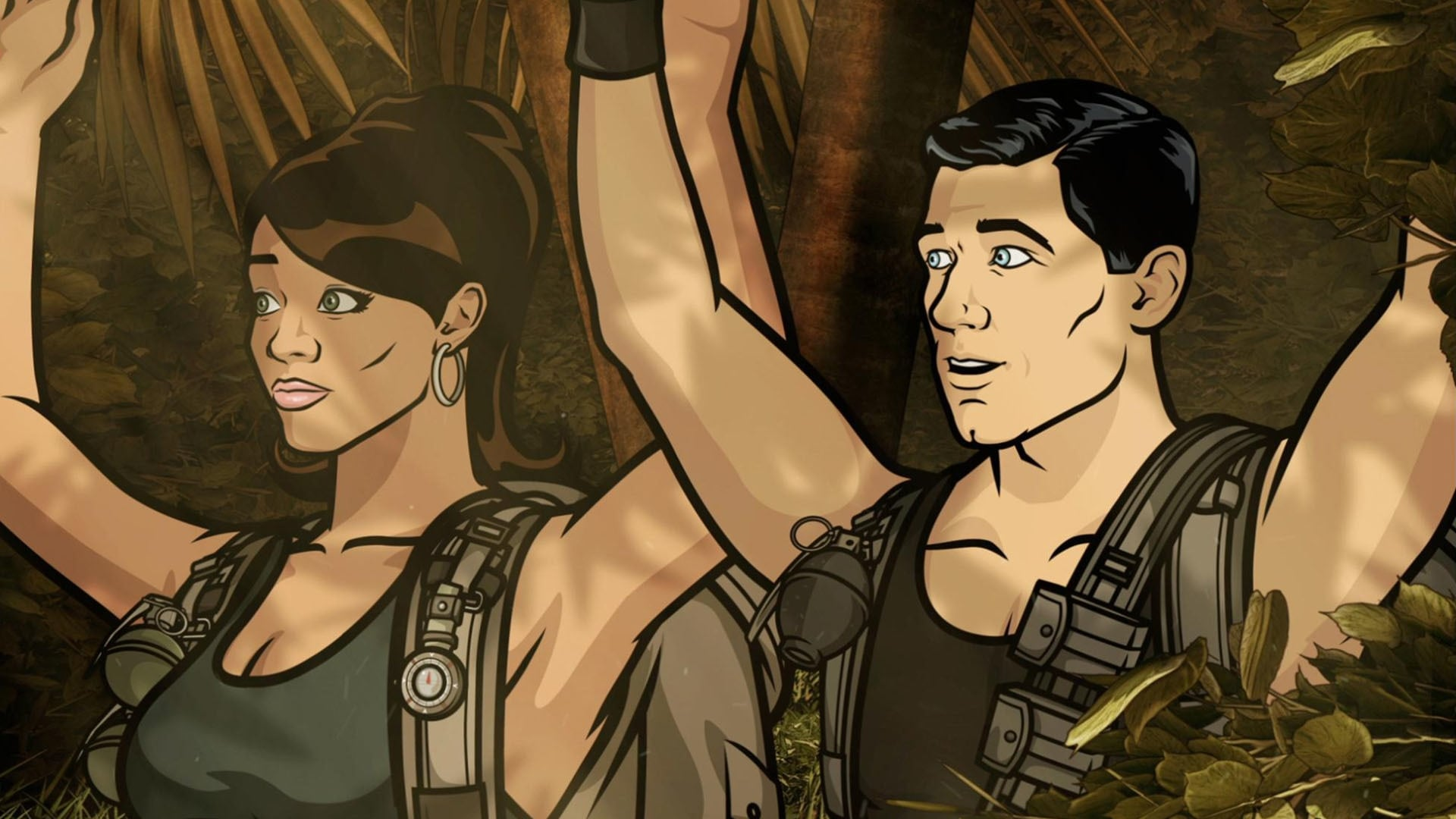 Archer Season 3 :Episode 2  El Contador