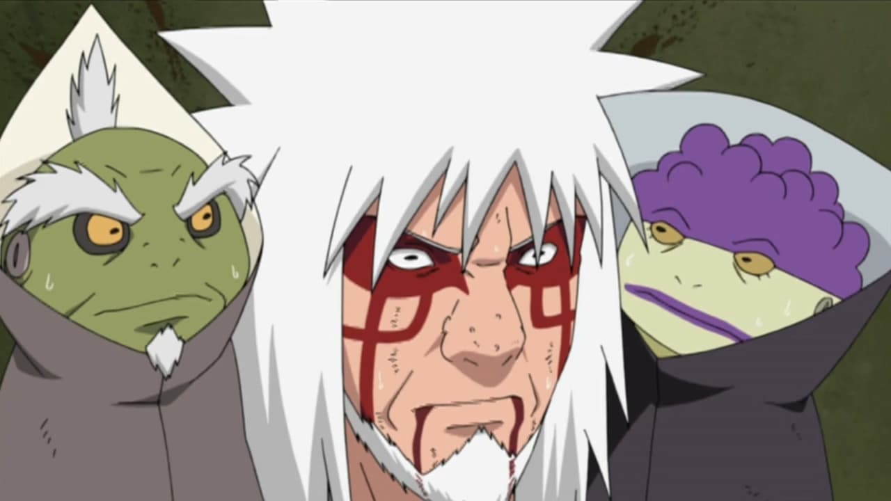 Naruto Shippūden Season 6 :Episode 133  The Tale of Jiraiya the Gallant