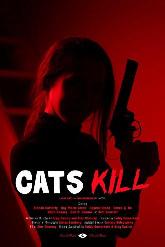 Ver Cats Kill Online HD Español (2017)