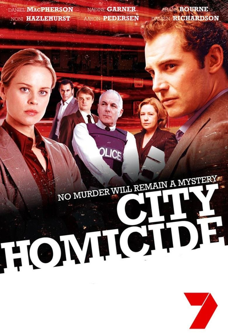 City Homicide : L'Enfer du crime on FREECABLE TV