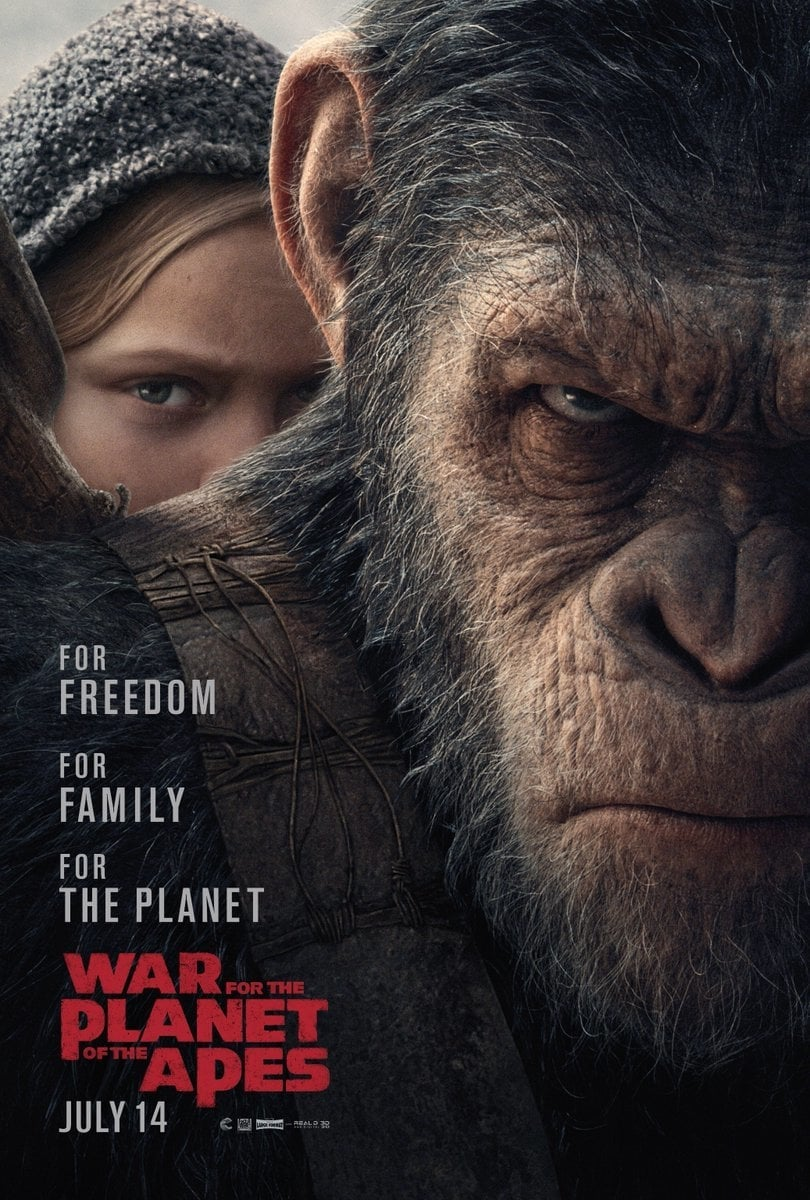 War Of The Planet Of The Apes / Ο Πλανήτης Των Πιθήκων: Η Σύγκρουση