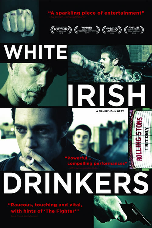 White Irish Drinkers on FREECABLE TV