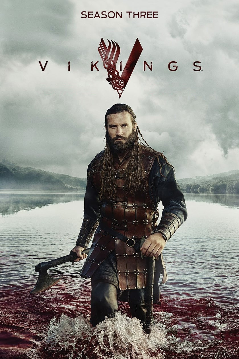 Vikings Complete Season 3