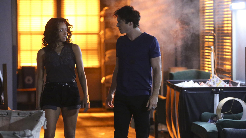 The Vampire Diaries Season 7 :Episode 3  Age of Innocence