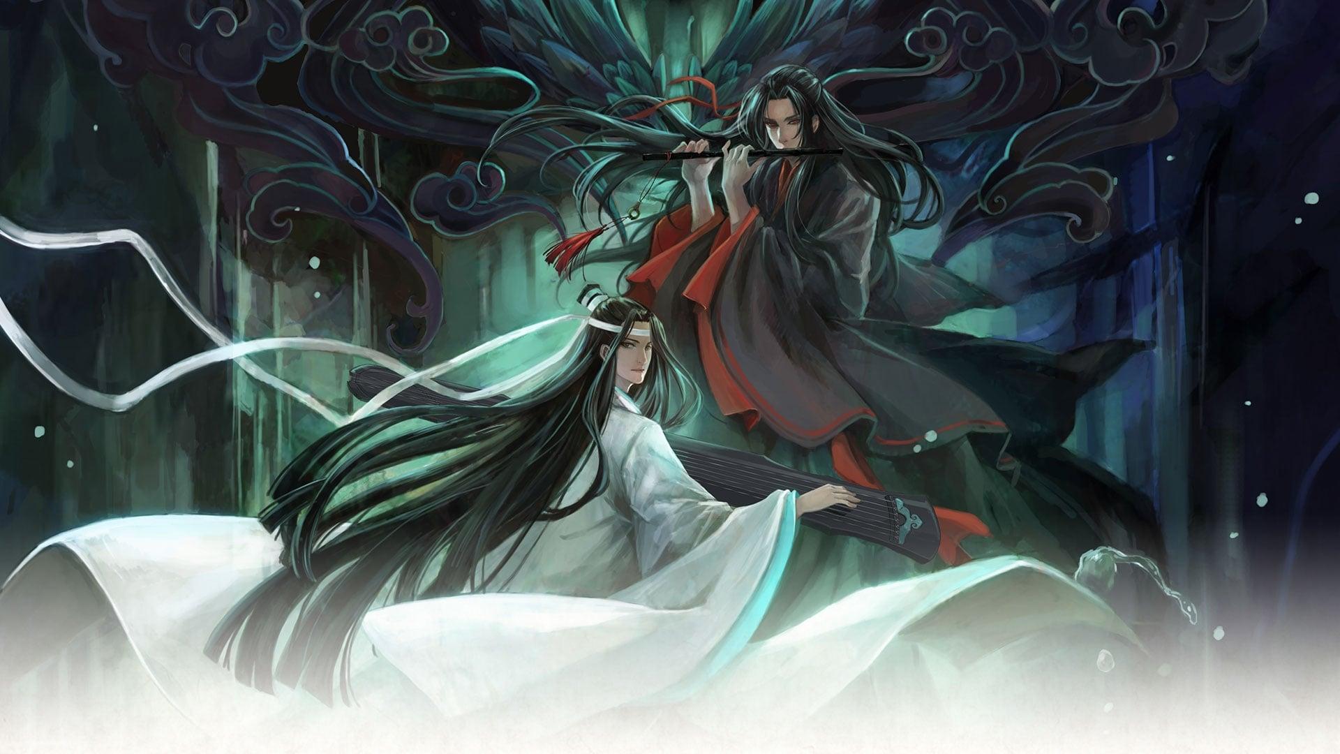 Grandmaster of Demonic Cultivation