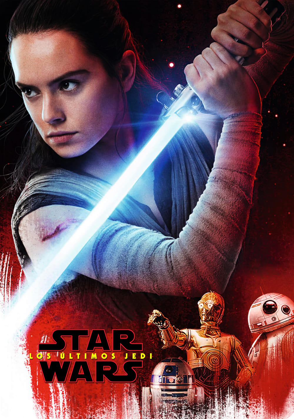 Star Wars Episodio 8 - Los Ultimos Jedi (2017) HD 720P LATINO/INGLES