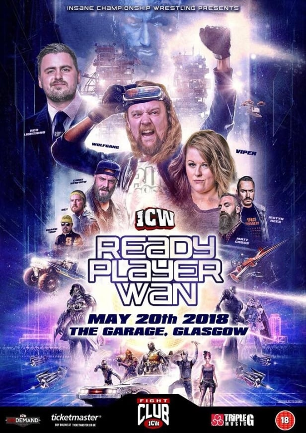 ICW Ready Player Wan (2018)