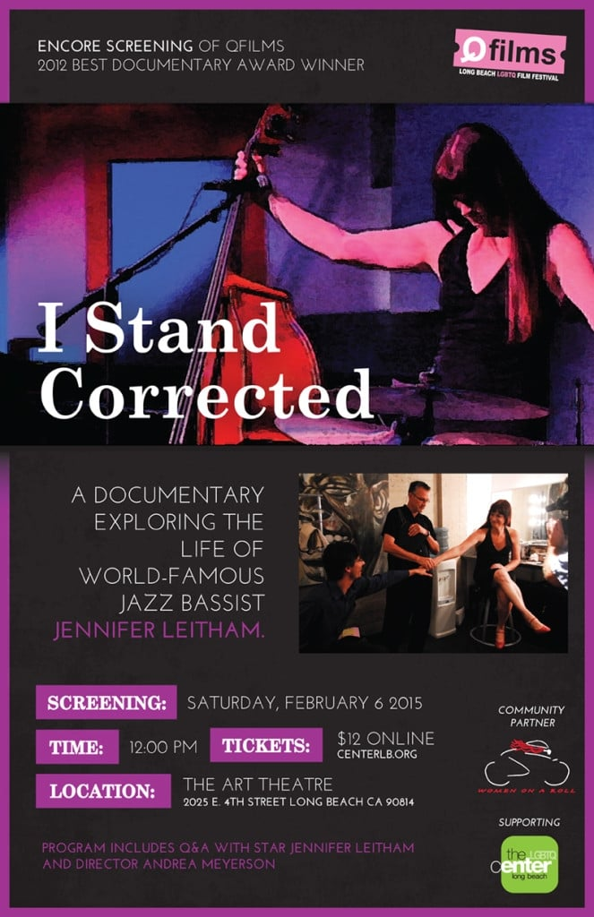 Ver I Stand Corrected Online HD Español (2012)