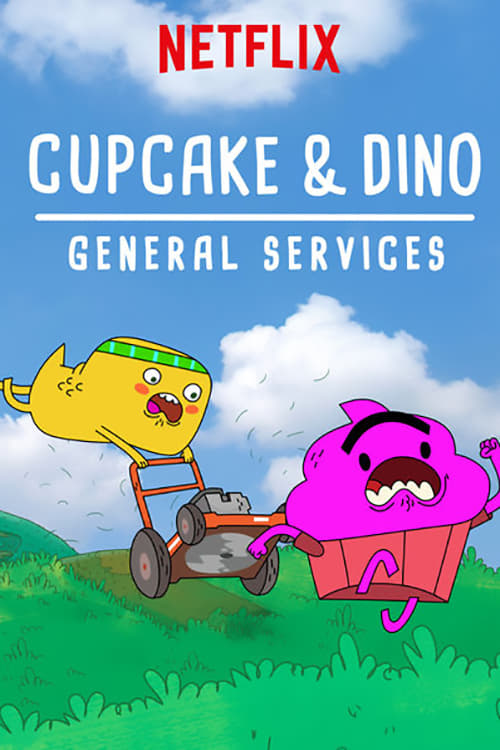 Cupcake & Dino – General Services Poster