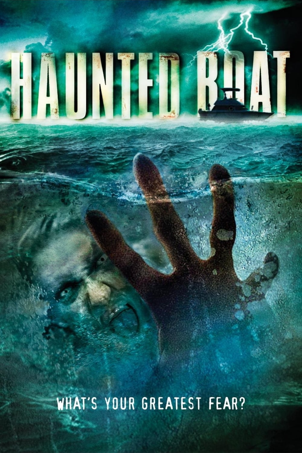 Haunted Boat on FREECABLE TV