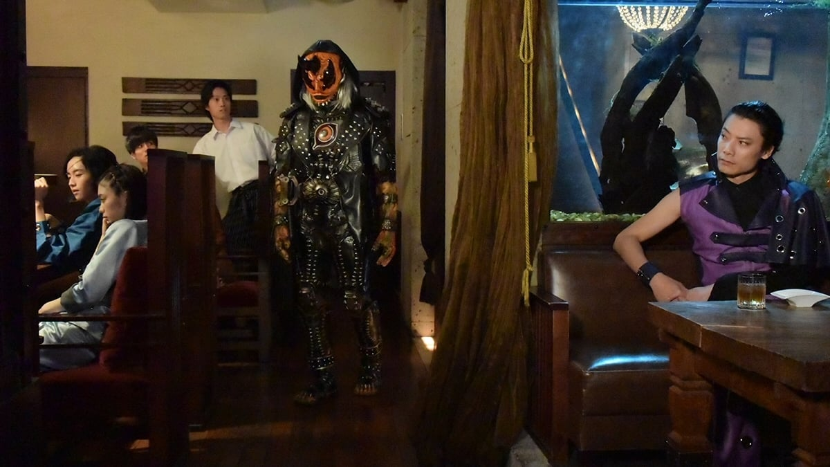 Kamen Rider Season 29 :Episode 13  Ghost Hunter 2018