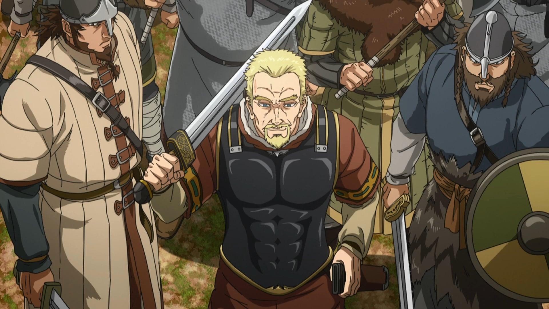 Vinland Saga Season 1 :Episode 11  A Gamble