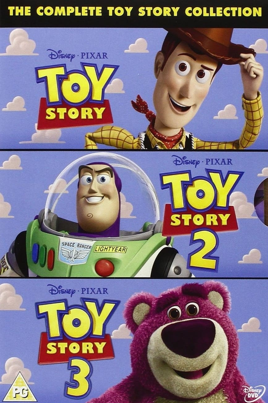 Toy Story Trilogy (collection) (1970)