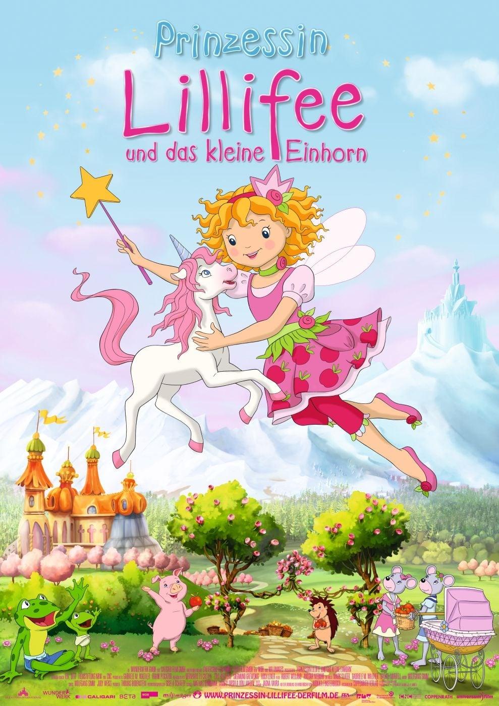 Ver Prinzessin Lillifee und das kleine Einhorn Online HD Español ()