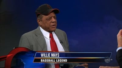 The Daily Show with Trevor Noah Season 15 :Episode 23 Willie Mays