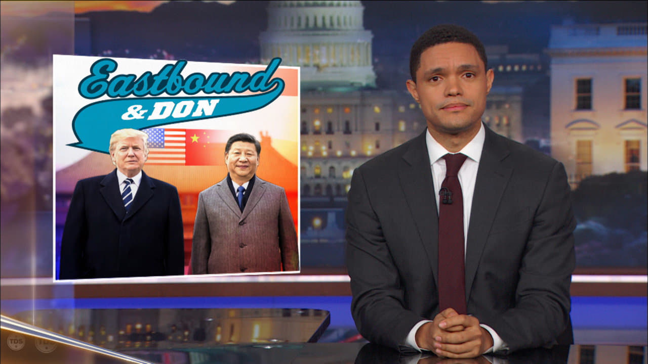 The Daily Show with Trevor Noah Season 23 :Episode 20  Van Jones
