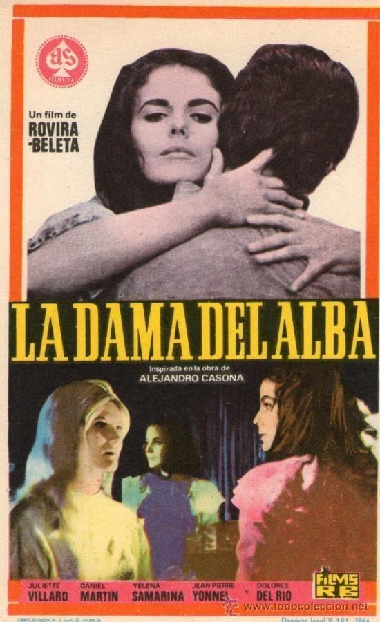 Ver La dama del alba Online HD Español (1969)