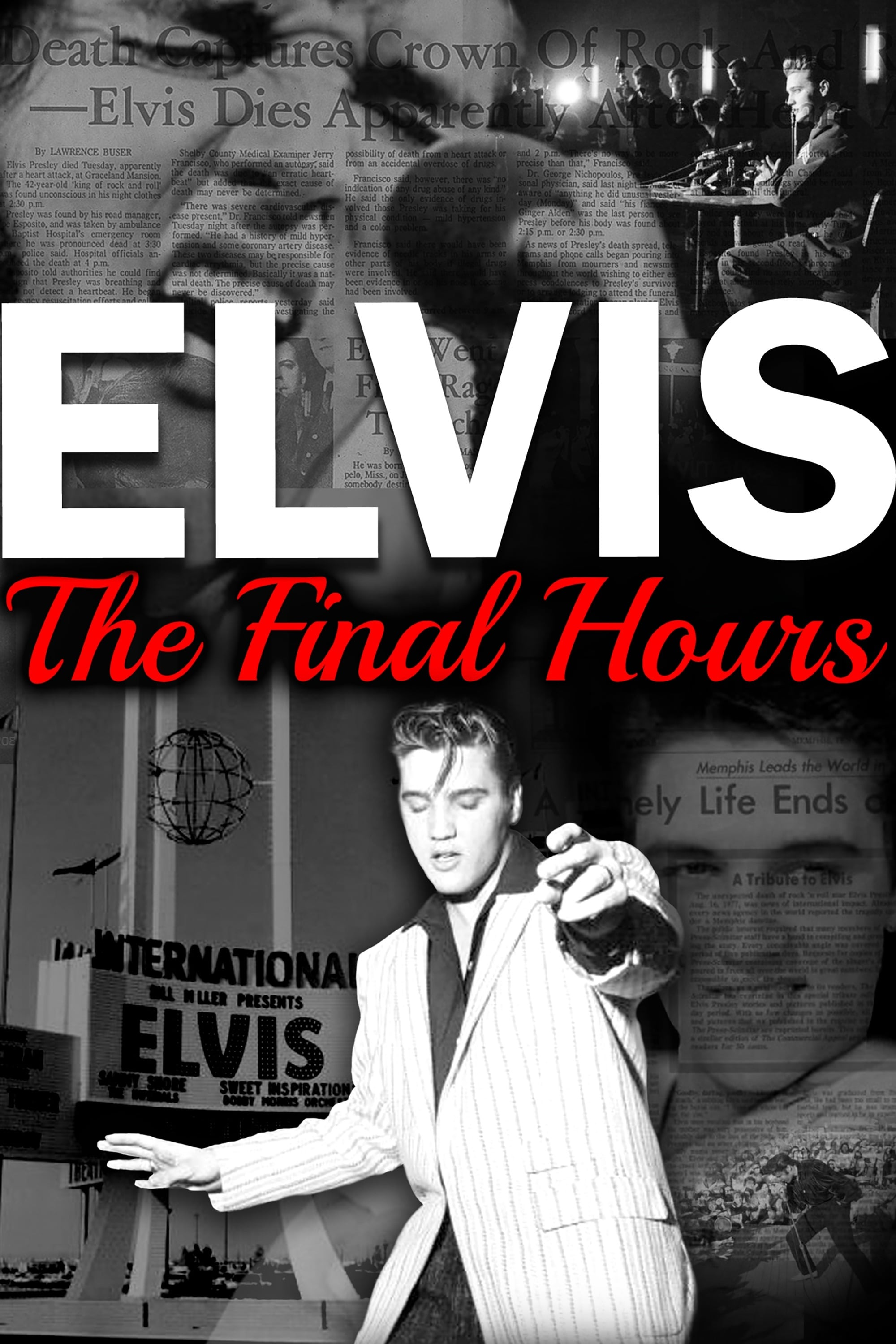 Elvis Presley: the Final Hours on FREECABLE TV