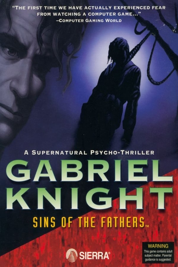 Ver Gabriel Knight: Sins of the Fathers Online HD Español (1993)
