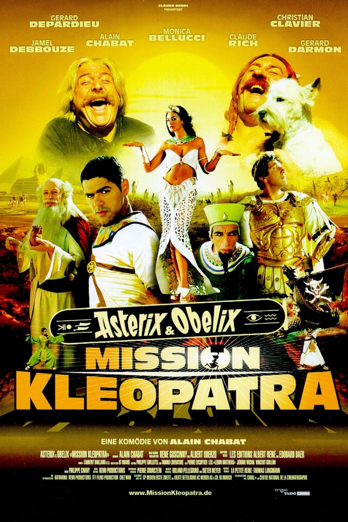 Asterix Und Obelix Mission Kleopatra Ganzer Film Deutsch